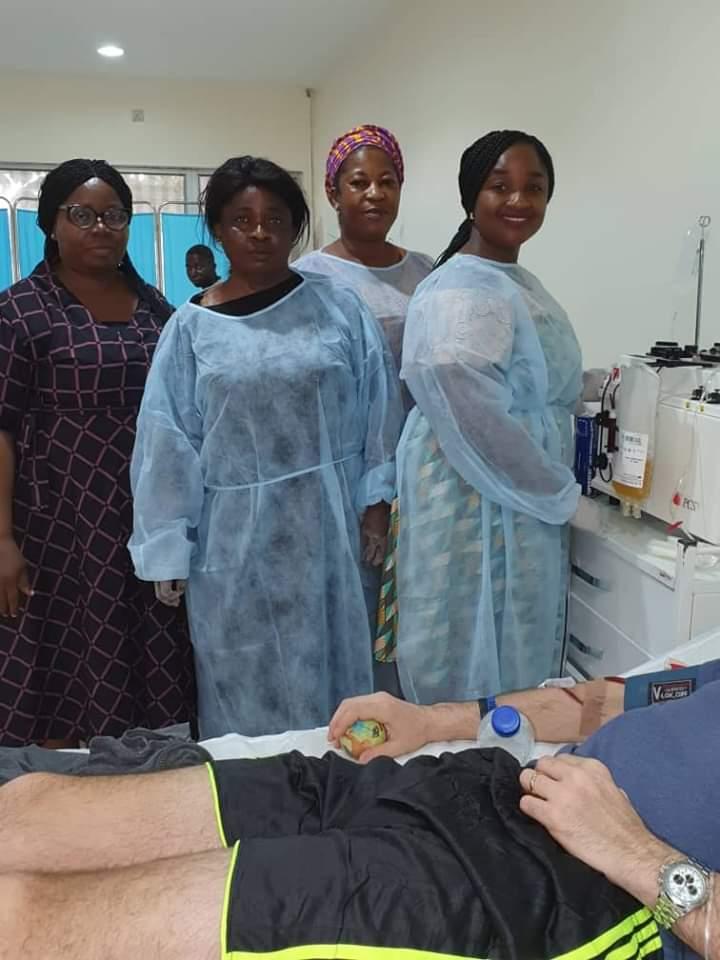 #Covid_19: Italian Man Who Brought Coronavirus To Nigeria Has Tested NEGATIVE 9