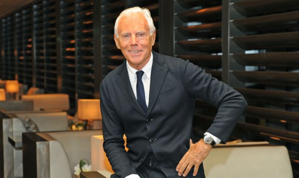 Fashion Designer Giorgio Armani Donates $1.4 Million To Combat Coronavirus