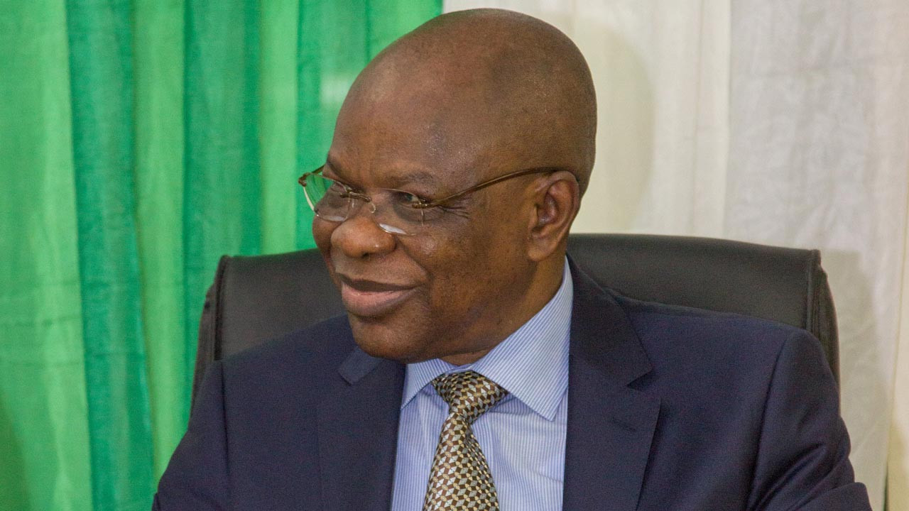 Former INEC Chairman Prof. Maurice Iwu Says His Institute Has Found Cure For Coronavirus