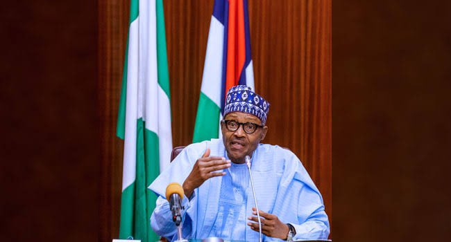 Full Text Of President Buhari's Broadcast Today, Sunday 29th March