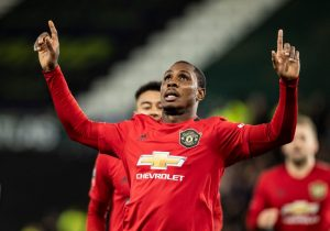 I Want To Win FA Cup With Manchester United – Odion Ighalo