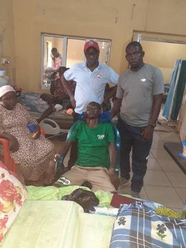 John Ogu Deposits N350k For Tuberculosis Treatment Of Basketball Player