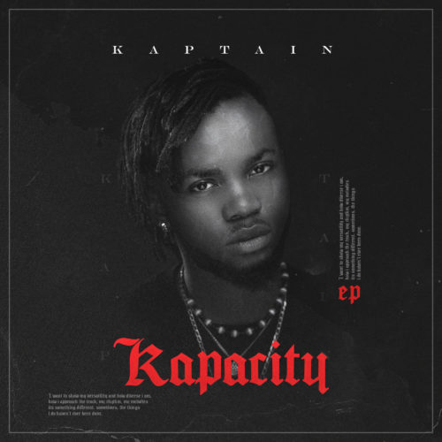 Kaptain Kapacity EP zip download