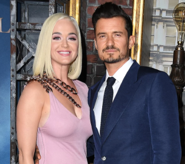 Katy Perry Is Expecting Her First Child With Fiance Orlando Bloom