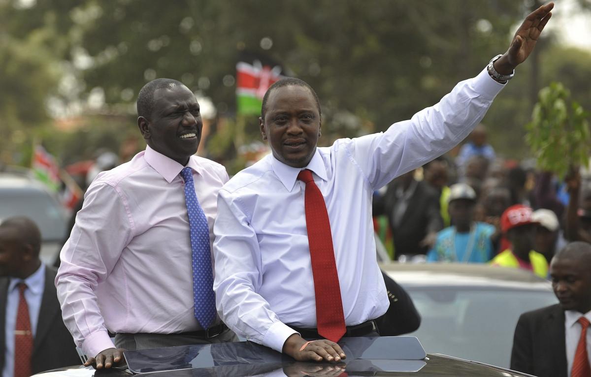 Kenya's President And Vice President Take 80% Salary Cut To Fund Coronavirus Fight