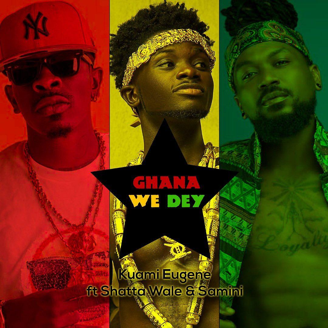Kuami Eugene Ghana We Dey Mp3 Download