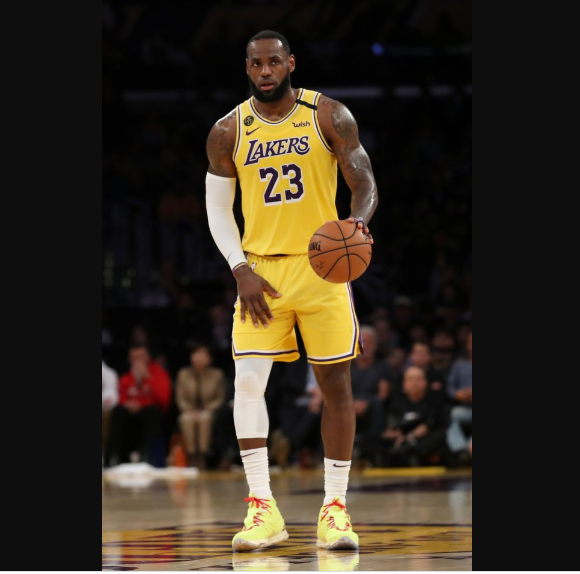 Coronavirus: LeBron James Refuses To Play In Empty Stadiums