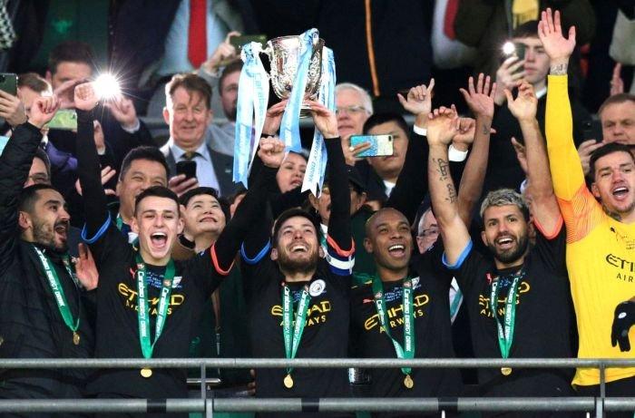 Man City 2–1 Aston Villa – Carabao Cup Final