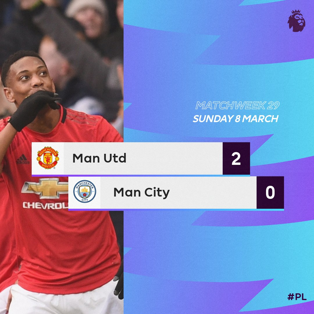 Man United 2–0 Man City Highlight Mp4 Download