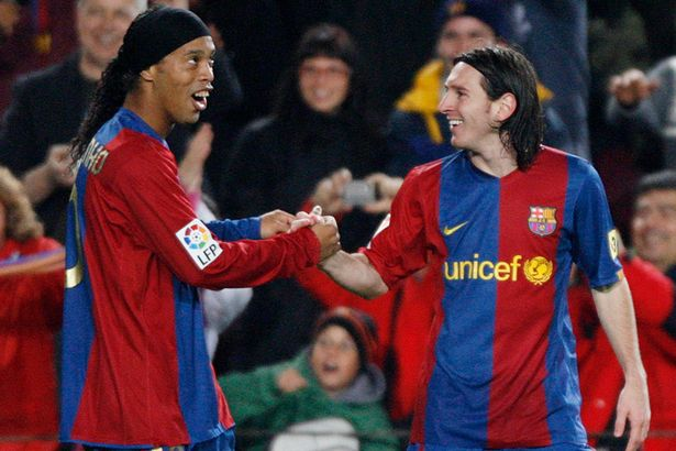 Messi Hires Lawyers, Ready To Pay €4million (1.6 Billion Naira) To Release Ronaldinho From Prison