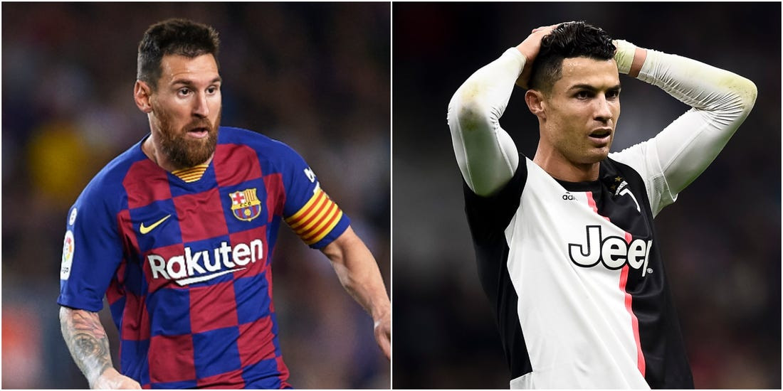 Lionel Messi Overtakes Cristiano Ronaldo As All-Time Record Goalscorer In Europe's Top Five Leagues
