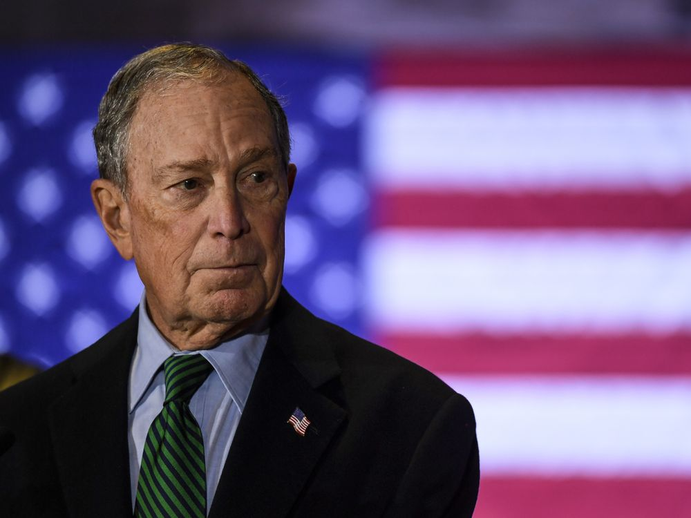Michael Bloomberg Drops Out Of US 2020 Presidential Race