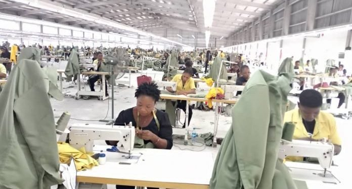 NYSC Uniforms To Be Produced By Calabar Garment Factory