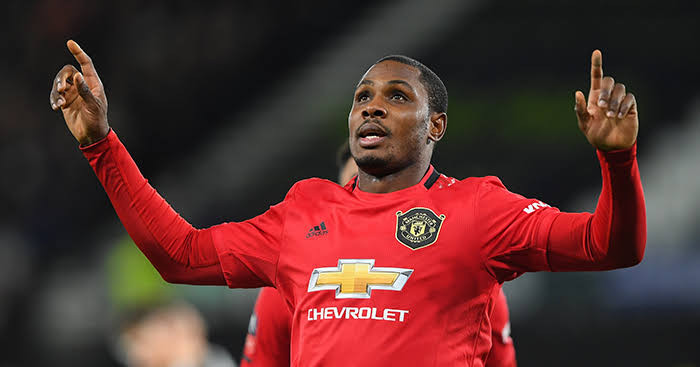 Odion Ighalo Nominated For Man United's Player Of The Month Award