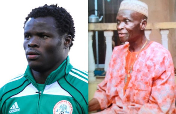 Super Eagles Legend, Taye Taiwo Loses His Father