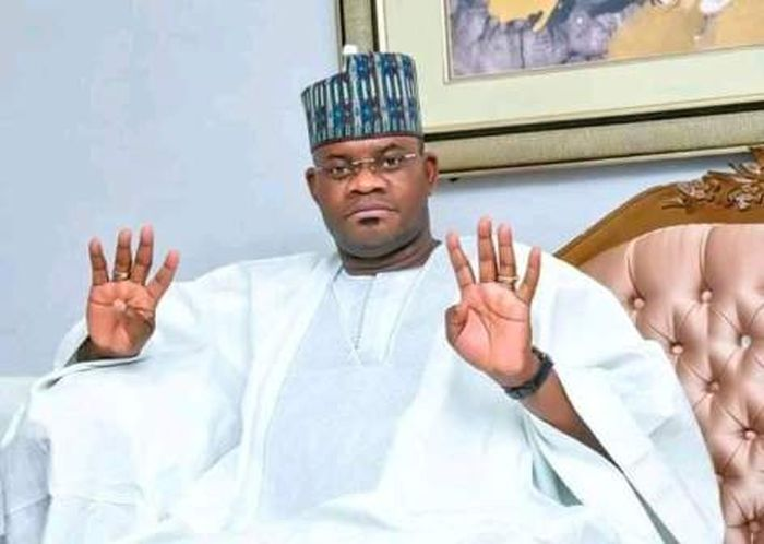 Kogi State Govt Writes US Over Electoral Malpractice Allegation Against Yahaya Bello