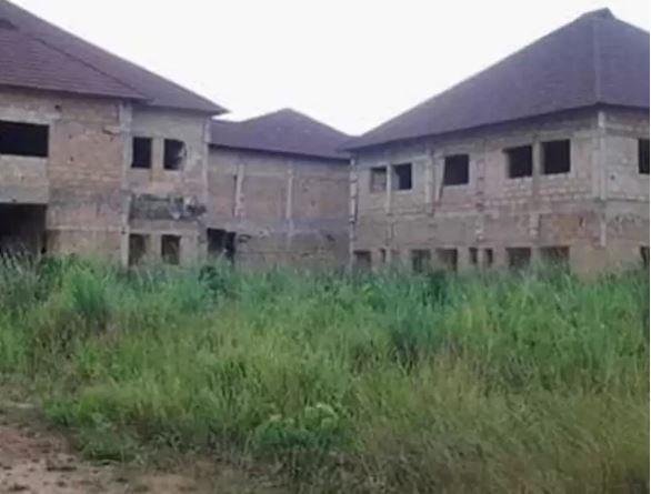 "See Photos Of Imo State Isolation Centres That Looks Like ""Evil Forest"""