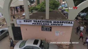 Court Restrains Resident Doctors In ESUT Teaching Hospital From Strike 7