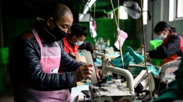 Coronavirus: Manufacturing Declines In China