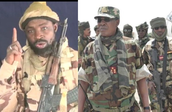 Boko Haram Leader, Ibrahim Shekau Begs His Fighters Not To Run After Chadian Army Attacked And Killed Many Of Them (Listen To Audio)