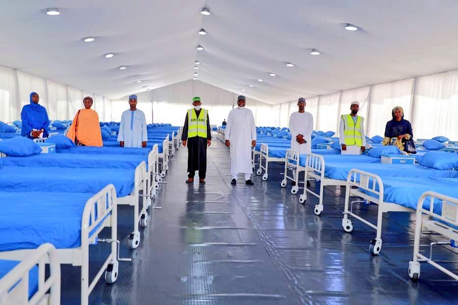 Checkout Kano Coronavirus Isolation Centre With 509 Beds, Laboratory, Pharmacy, Others (Photos) 2