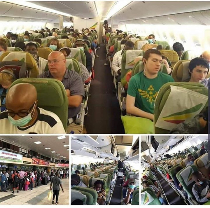 376 American Nationals Evacuated From Nigeria
