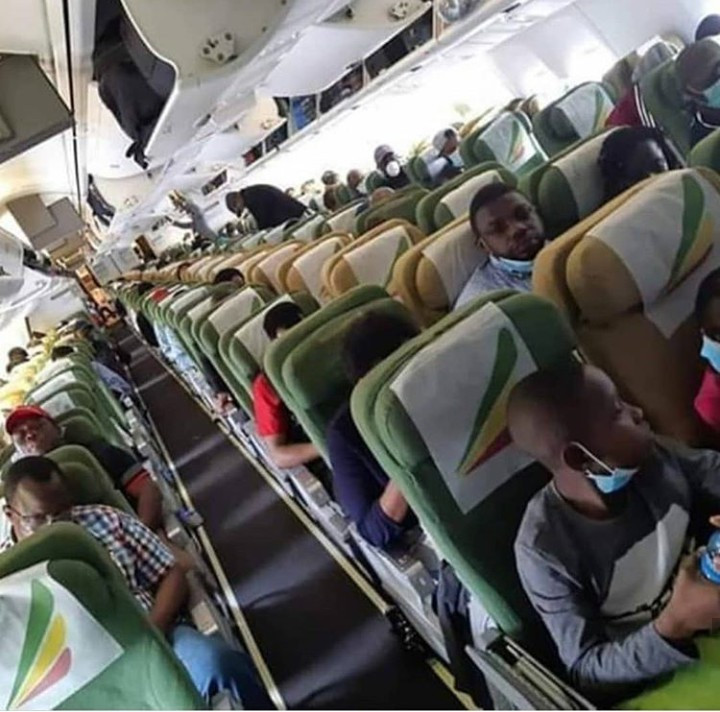 376 American Citizens Evacuated From Nigeria