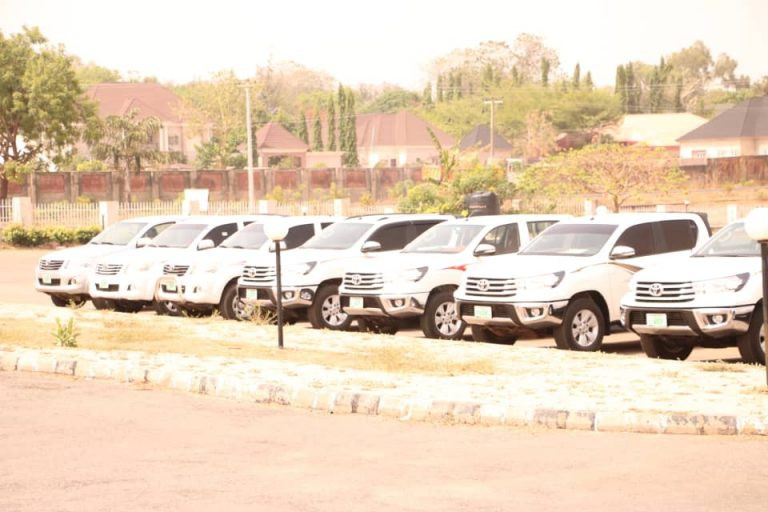Nasarawa State Acquires Cars Worth N500m For Lawmakers