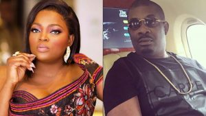 I have more respect for you after making a mistake and owning up to it - Don Jazzy to Funke Akindele 3