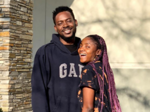 Adekunle Gold and Simi banter over which of their genes their unborn child should inherit 10