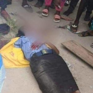 Update: Policeman who shot policewoman dead in Rivers state, has been dismissed 3