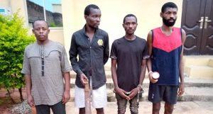 Anambra Police intercept truckload of cement stolen in Edo 3