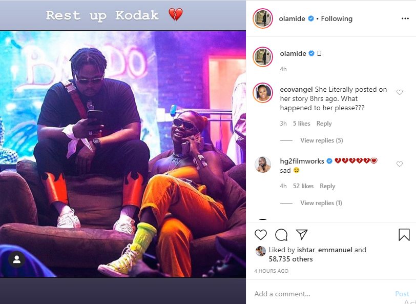 Popular Video Vixen And Dancer, Kodak Electrocuted While Charging Her Phone 3