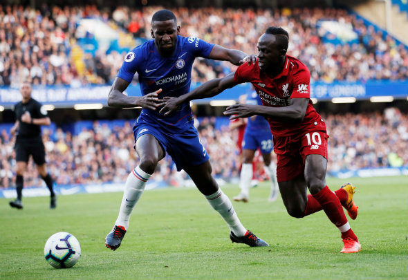 Antonio Rudiger Calls For Cancellation Of EPL Season, Says Liverpool Should Be Crowned Champions