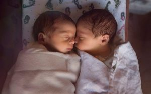 68-Year-Old Woman Gives Birth To Twins In Lagos