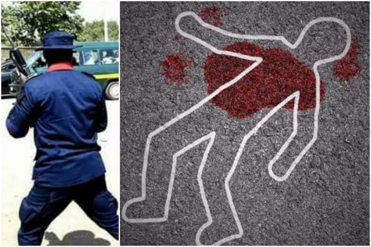 Abia Driver Allegedly Killed By NSCDC Official