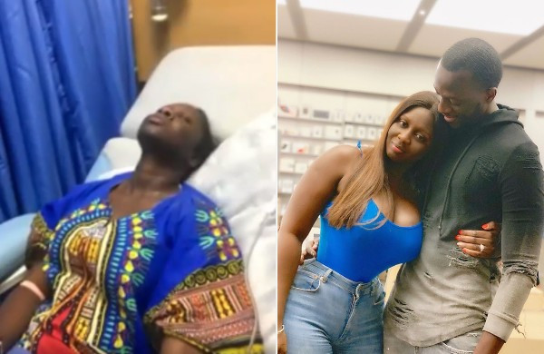 Actress, Princess Shyngle Reveals She Lost Her Pregnancy, Says Her Fiance In Jail Tried Committing Suicide (Video)