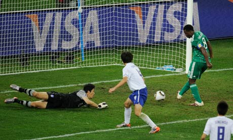 After 10 Years, Yakubu Aiyegbeni Speaks On His 2010 World Cup Open Goal Miss [Video]