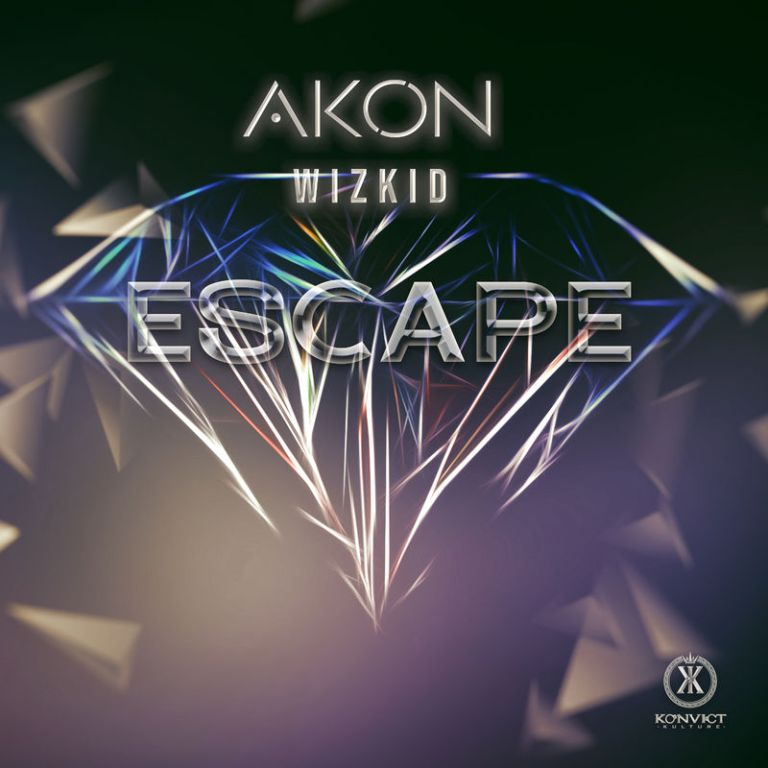 Akon Ft Wizkid – Escape