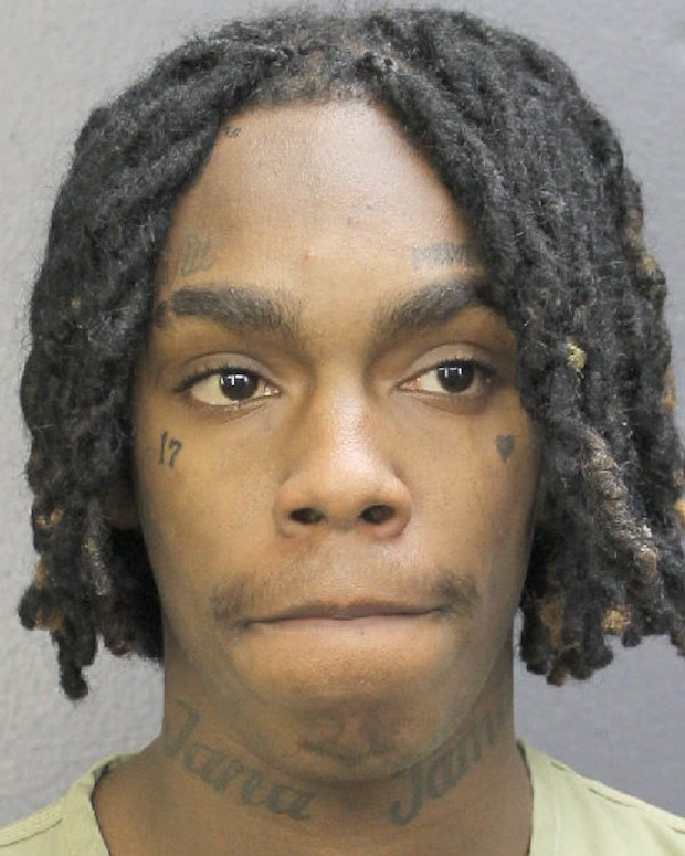 American Rapper, YNW Melly, Tests Positive For Coronavirus In Prison
