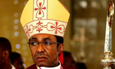 Anglican Archbishop Holds Church Service Amid Coronavirus, Dares Police To Stop Him