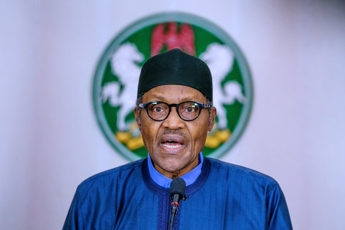 Full Text Of President Buhari's Broadcast Today 13th April 2020