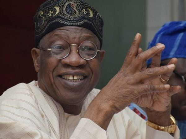 Bodies of Coronavirus victims will not be released for burial- Lai Mohammed