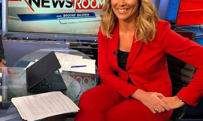 CNN anchor, Brooke Baldwin tests positive for Coronavirus