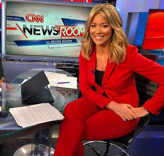 CNN anchor, Brooke Baldwin tests positive for Coronavirus