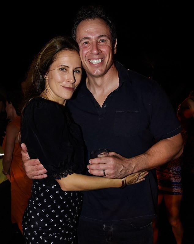 CNN anchor Chris Cuomo's wife Cristina tests positive for Coronavirus