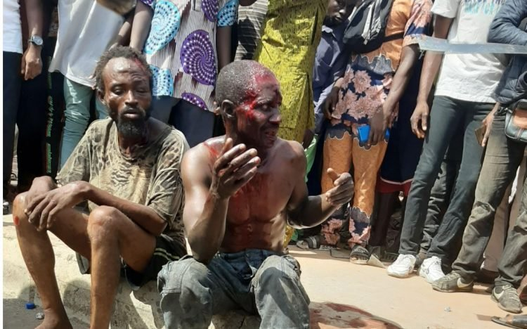 Suspected Ritualists Arrested In Lagos (Photos)