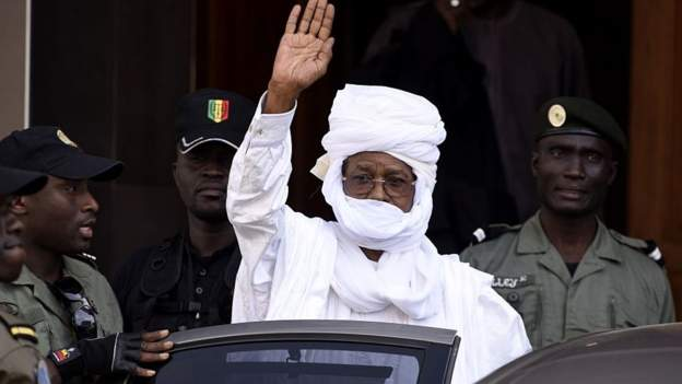 Chad's Former Leader Habre `Granted Leave From Prison'