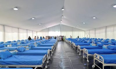 Checkout Kano Coronavirus Isolation Centre With 509 Beds, Laboratory, Pharmacy, Others (Photos