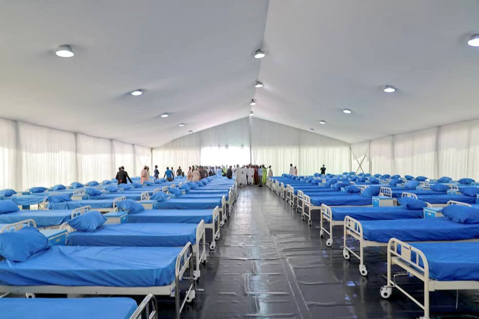 Checkout Kano Coronavirus Isolation Centre With 509 Beds, Laboratory, Pharmacy, Others (Photos